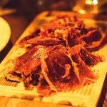 Jamon - Spanish ham, a mainstay of our Barcelona food tours