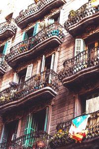 Beautiful Barcelona Balconies
