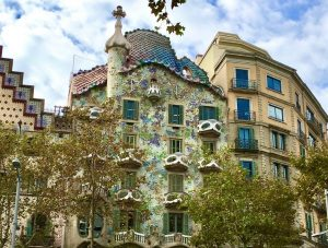 Eixample - Host to a tapas tour with the Barcelona Taste